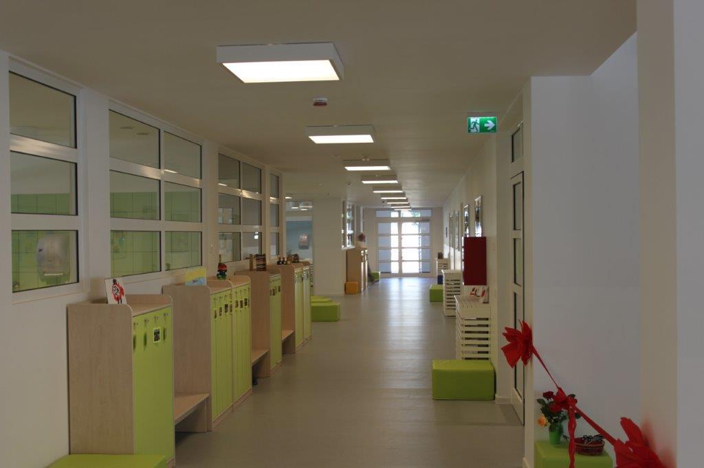 Modulobjekt Kindergarten