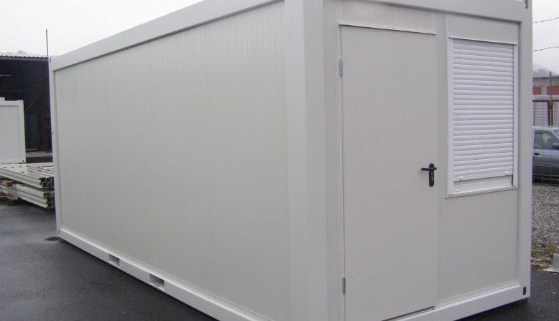 Wohn – und Bürocontainer