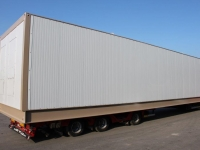 Transport Spezialcontainer